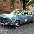 Opel kapitan 2800 s de 1969 (paul pietsch classic 2014)