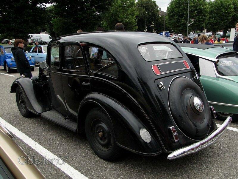 peugeot 301d berline 1934 1936 b