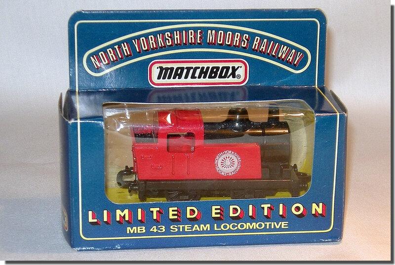 MT 43 21 Loco NYM Railway 1