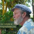 Le guide de la maison d'Hemingway... J'adore!