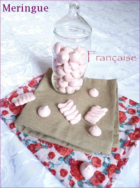 meringue francaise 1