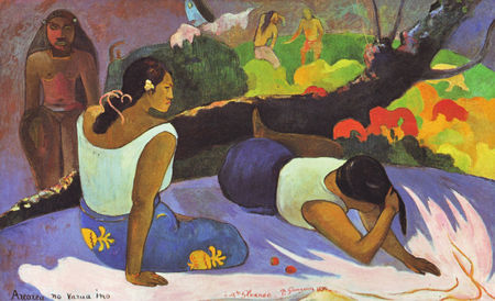 Gauguin_Arearea_no_varua_ino_1894