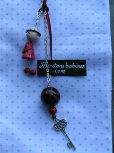 collier chinoise