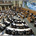 Elections suisse: poussée spectaculaire de la droite anti-immigration aux législatives