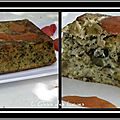 Terrine de courgettes