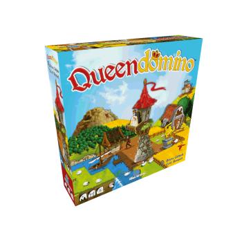 Boutique jeux de société - Pontivy - morbihan - ludis factory - Queendomino