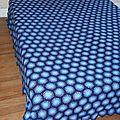 Dessus de lit au crochet
