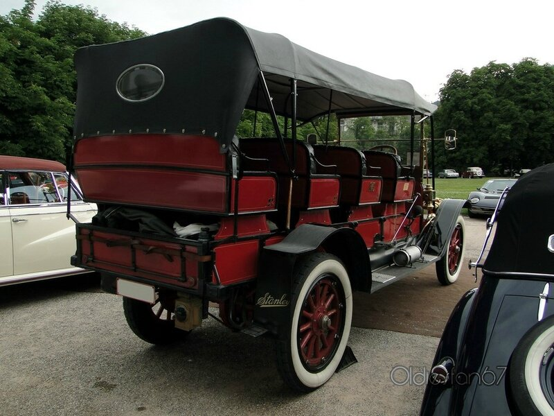 Stanley Steamer Model 810 Mountain Wagon 1913 b