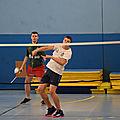 Tournoi badminton 14 novembre