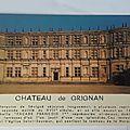 Grignan - Le chateau