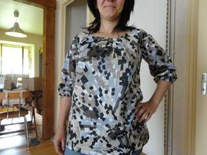 Tunique D tuniques pour petits et grands (5)