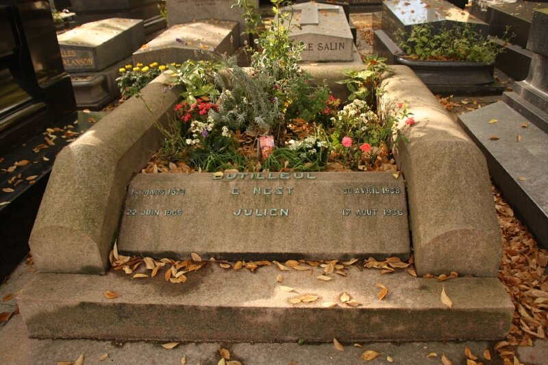 cimetière Montparnasse 3 037
