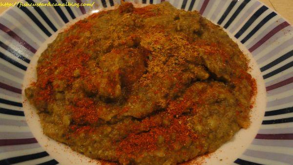 Soupe ou purée de lentilles - carottes (5)