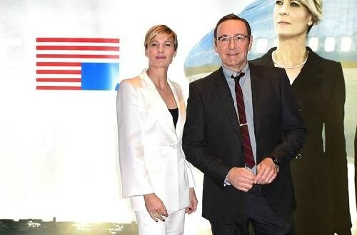 F1 USA 2017 KEVIN SPACEY 1