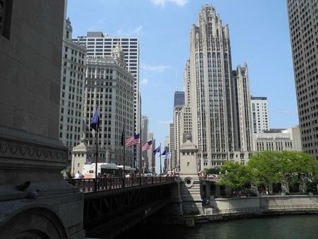 pont de chicago