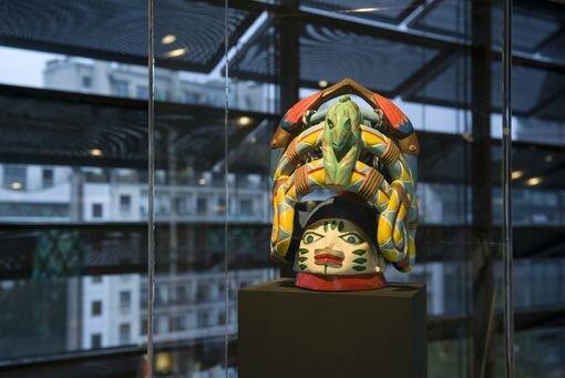 masque contemporain