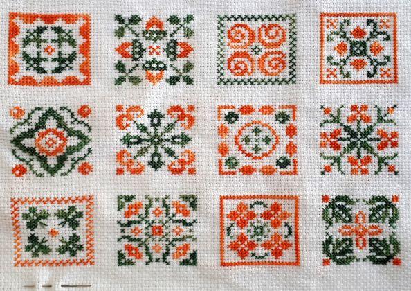 Mamitta 12 carrés mamitta