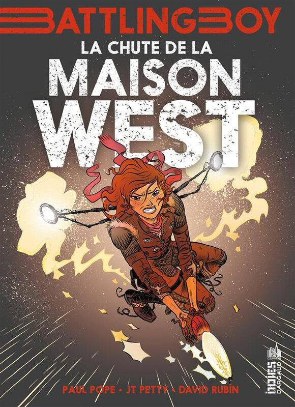 urban indies battling boy aurora west 02 la chute de la maison west