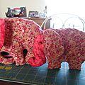 Doudou éléphants