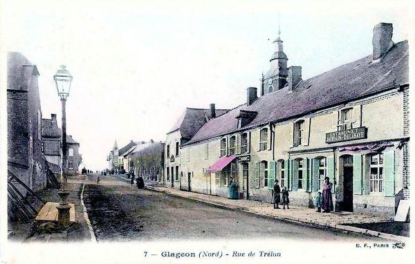 GLAGEON-La Rue de Trélon