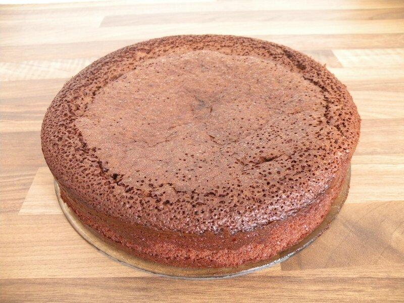 Gâteau de Capri (1)