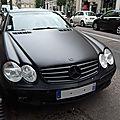 Mercedes sl 350 r230 (2001-2008)