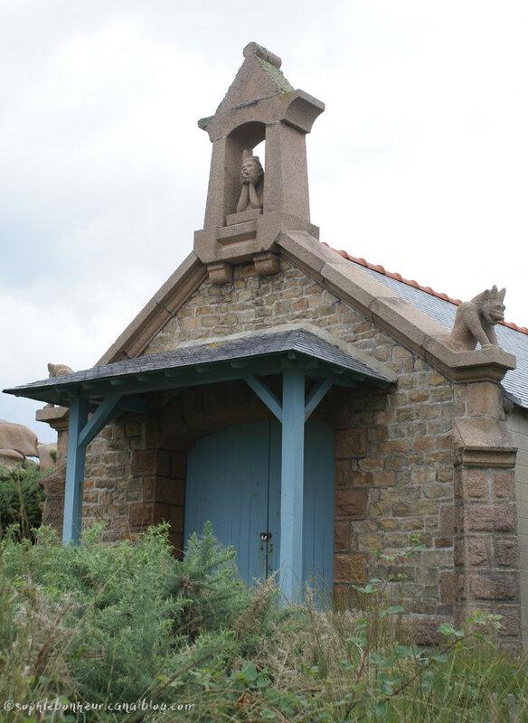 Ploumanach chapelle