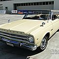 Plymouth belvedere satellite convertible-1965