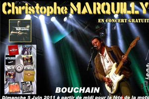 Affiches concerts 2011 Marquilly
