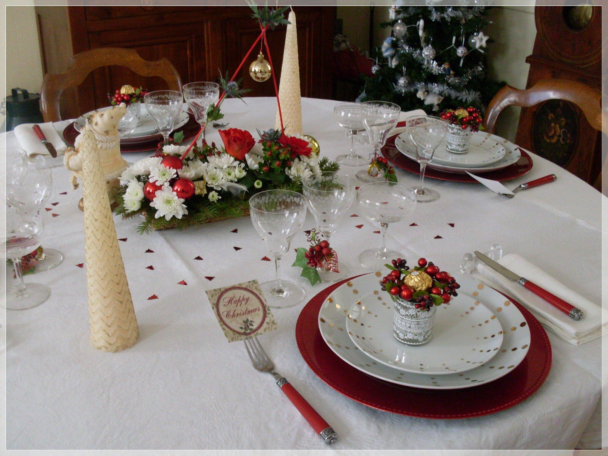 Table de Noël 12 008