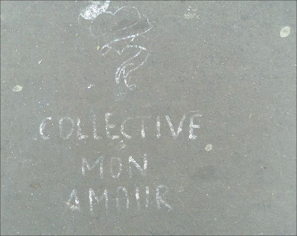 Paris 20 collective amour