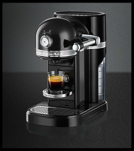 kitchenaid machine cafe nespresso 5