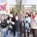 Manif Avenir de l'école 04 avril 2009