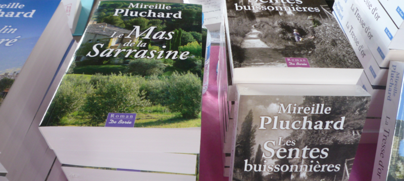 MIREILLE PLUCHARD - EDITIONS DE BOREE
