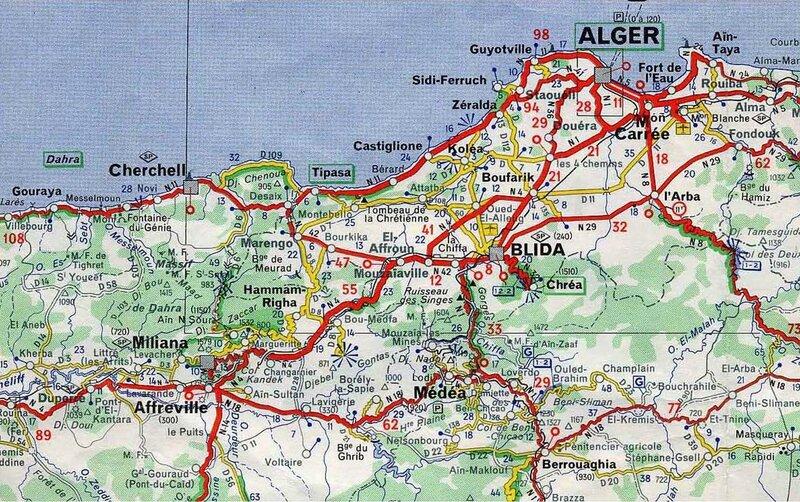 carte_nord_algerie