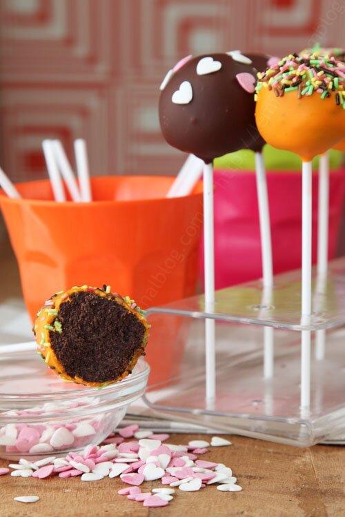 recette de cake pops chocolat oreo 0005 LE MIAM MIAM BLOG