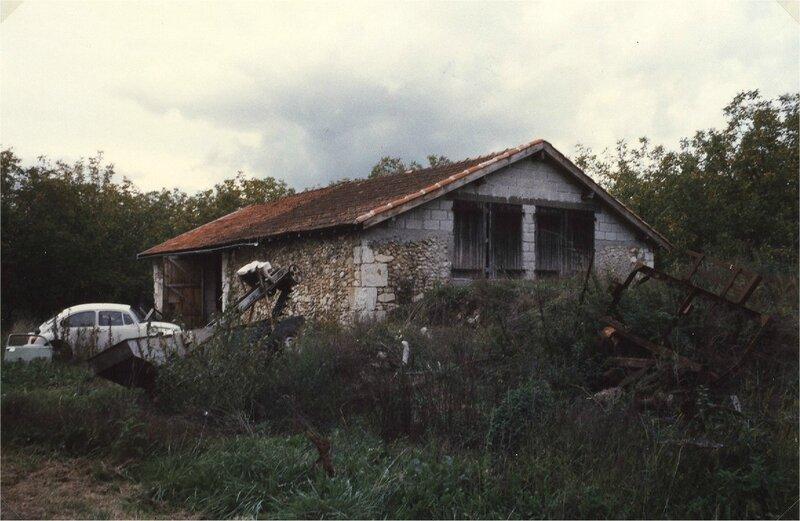 Maison Neuve de la Roussie