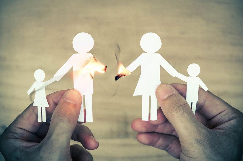 CONTRE DIVORCE ET SEPARATION