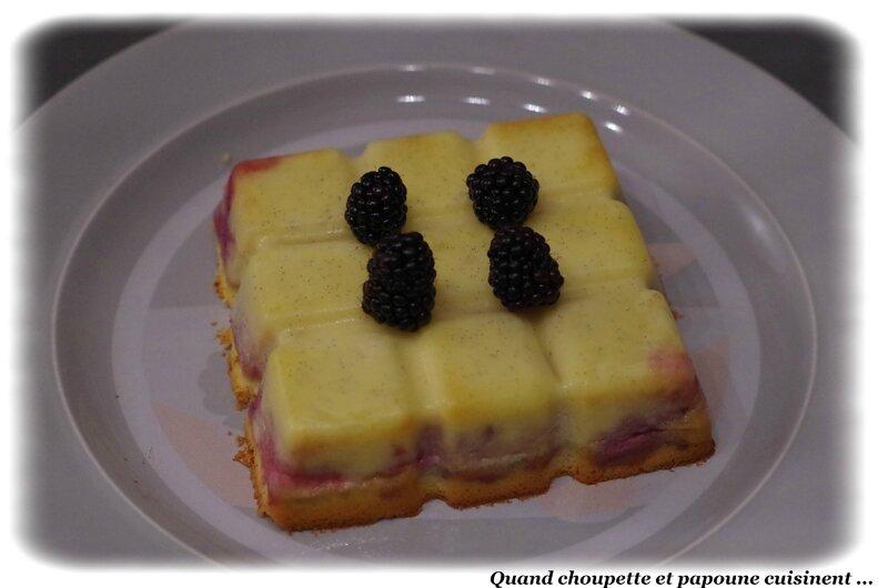 gâteau magique aux mûres-1176