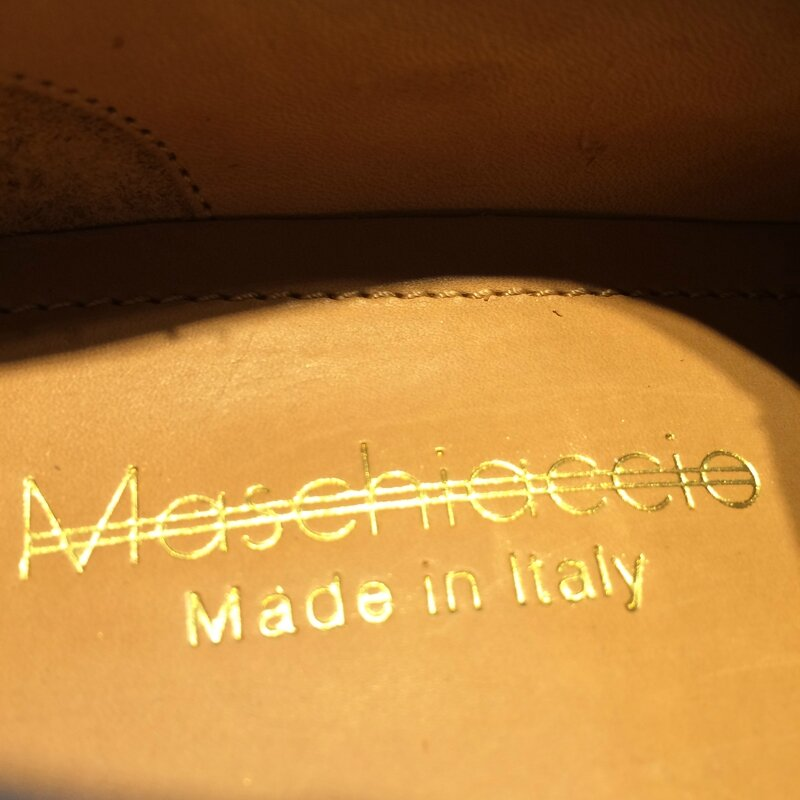 Maschiaccio derby low boots made in ITALY septembre 2015 Boutique Avant-Après 29 rue Foch 34000 Montpellier (13)