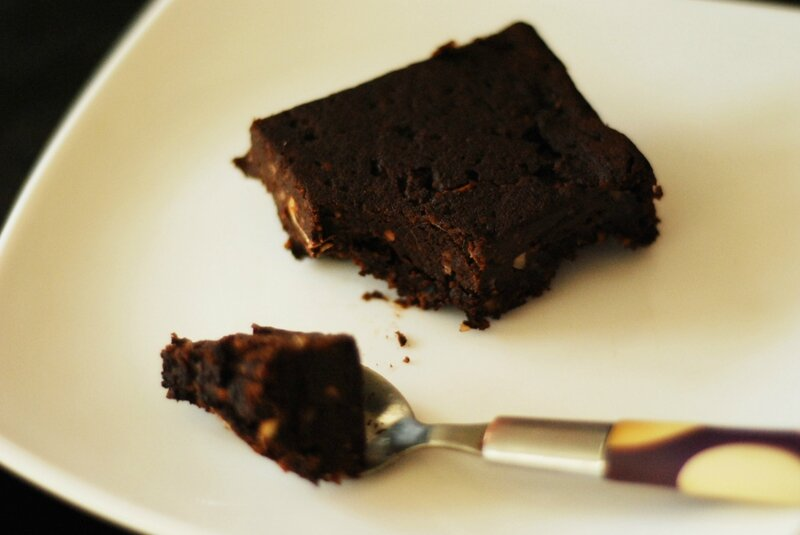 brownie vegan 2