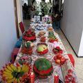 Cérémonie du nouvel an chinois (Surabaya, Java)