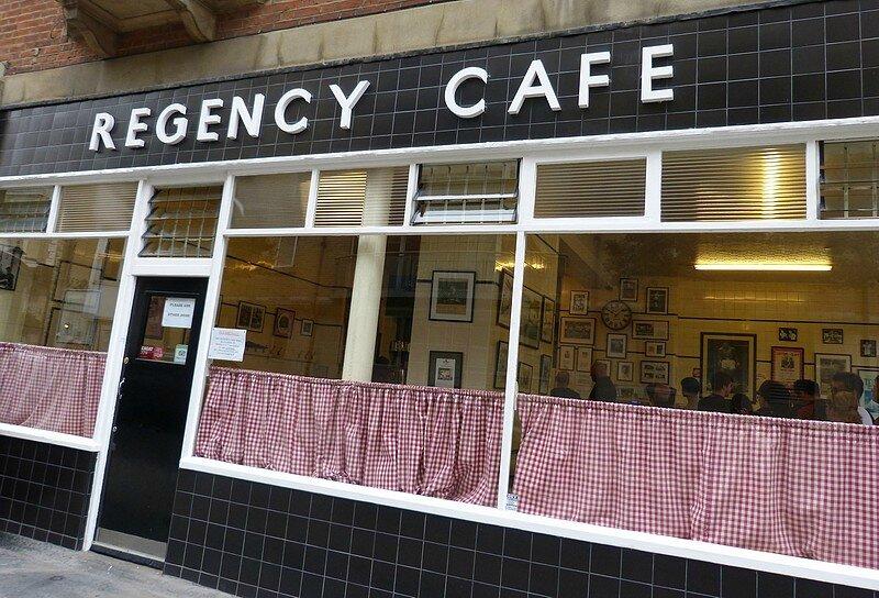 regency cafe westminster