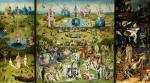 1503 - 1504, Le jardin des délices
