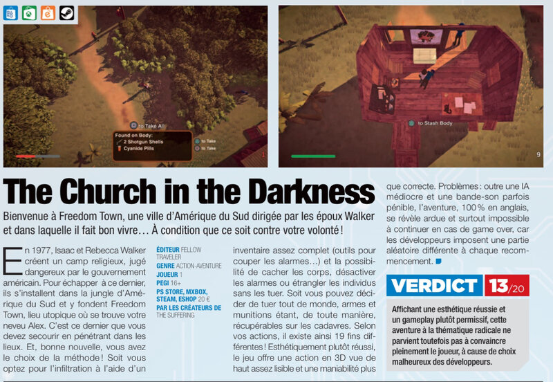 THE church in the darkness (2)