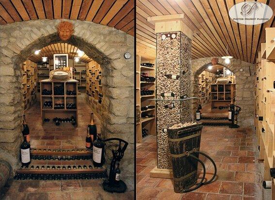 SAINT_FELIX_LAURAGAIS_Restaurant_Auberge_du_Poids_Public_a_Saint_Felix_Lauragais_31_la_cave
