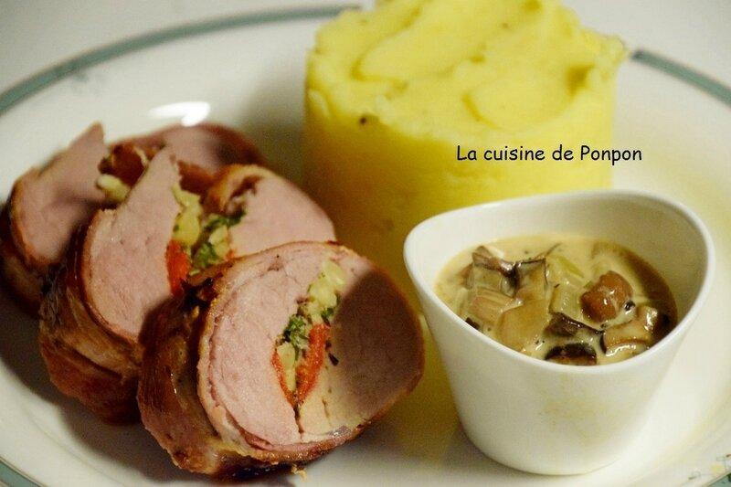 filet mignon au poivron et amandes (10)