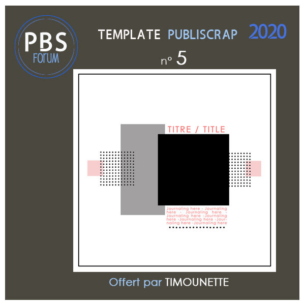 preview Template PBS 2020-5 byTimounette