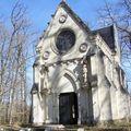 Vue de la chapelle