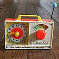 1 radio musicale fisher price